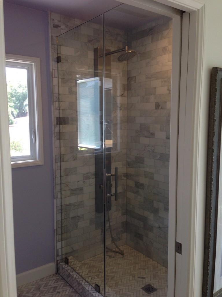 Oak Brook Il Glass Amp Shower Custom Cut Shower Doors