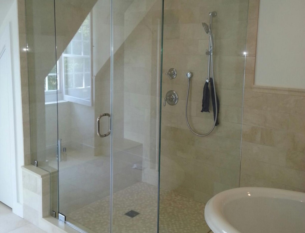 a shower glass pull frameless ceiling index with door ladder panels custom florida to handle gallery doors category